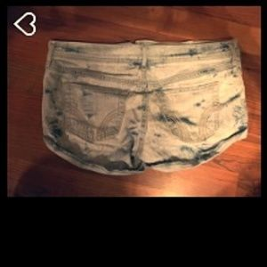 Hollister Jean Shorts Low Rise